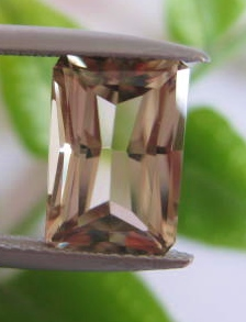 4.34 cts. Zultanite® Radiant Cut 11.6x7.9mm