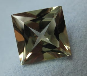 3.50 cts. Zultanite® Princess Cut 9mm
