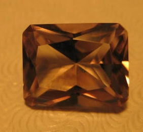 3.55 cts. Zultanite® Radiant Cut 10x8mm