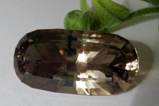 17.95 cts. Zultanite® Deep Oval by Stephen Kotlowski