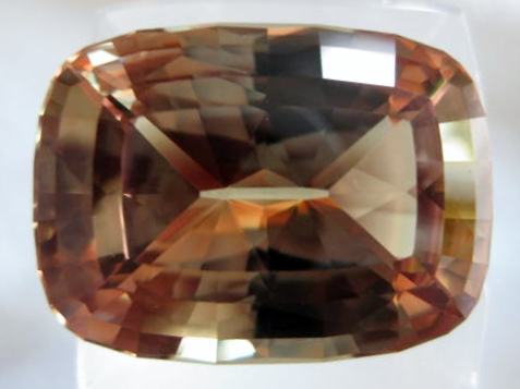 40.48 cts. Zultanite® Sultan's Cushion Stephen Kotlowski
