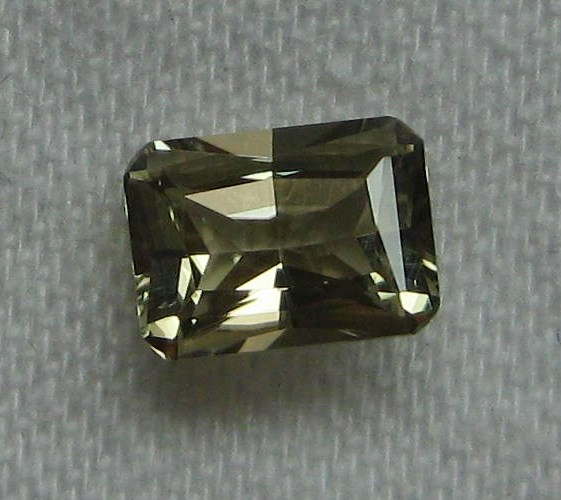 1.77 cts. Zultanite® Radiant Cut 8x5.7mm