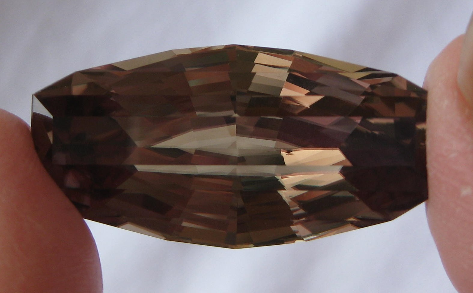 45.01 cts. Zultanite® Xerxes Shield by R. Wobito