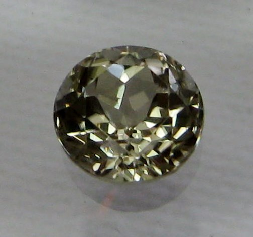 1.16 cts. Zultanite® Modified Portuguese Round Cut 6.5mm