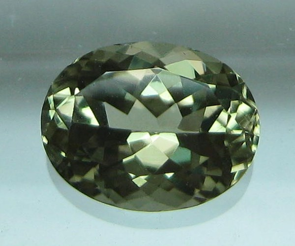 1.86 cts. Zultanite® Oval Cut 9x7mm
