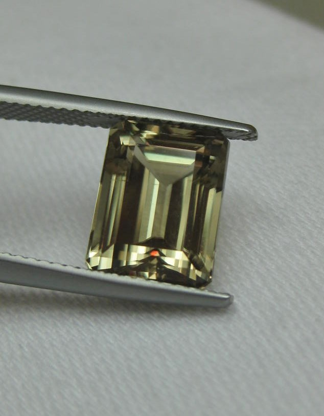 5.63 cts. Zultanite® Emerald Cut 11.3x8.5mm