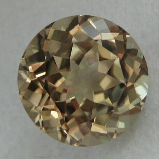9.76 cts. Zultanite® Modified Portuguese Round Cut 13mm