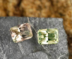 Loose Faceted Gemstones