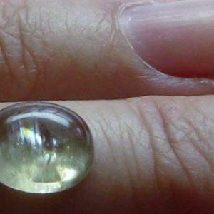 3.32 cts. Zultanite® Cabochon Oval Cut 10x8mm