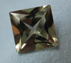 3.50 cts. Zultanite® Princess Cut 9mm