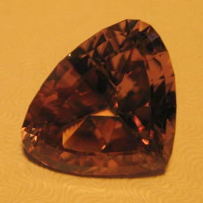 19.85 cts. Zultanite® False Heart by Stephen Kotlowski