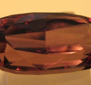 80.25cts. World's third largest Zultanite®