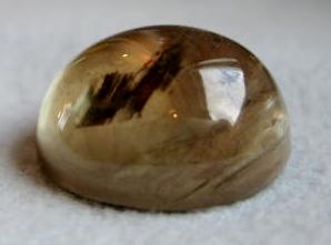 15.75 cts.Zultanite® Cabochon Round 15mm