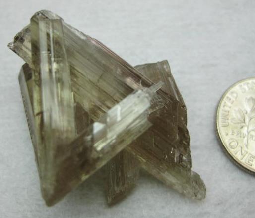 Zultanite® Crystal Mineral Specimen #927