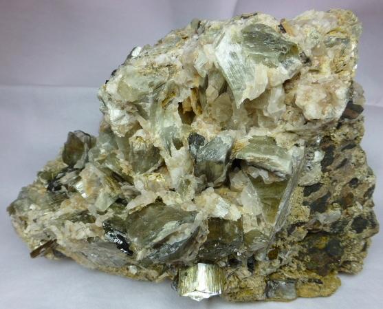 Zultanite® Ore Mineral Specimen #949