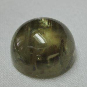 26.05 cts. Zultanite® Cabochon Round Cut 16.5mm