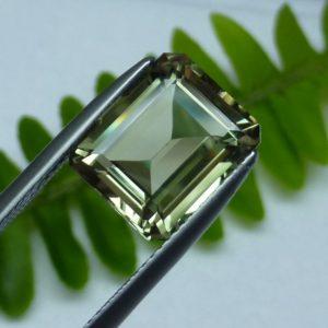6.70 cts. Zultanite® Emerald Cut 12x10mm