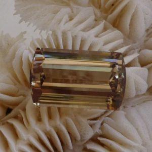 15.61 cts. Zultanite® Faux Cushion Baguette 18x11mm