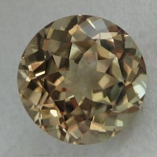 9.76 cts. Zultanite® Modified Portuguese Round Cut 13mm