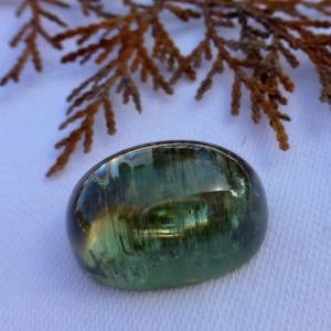 36.17 cts. Zultanite® Cabochon, Oval, 22x15mm