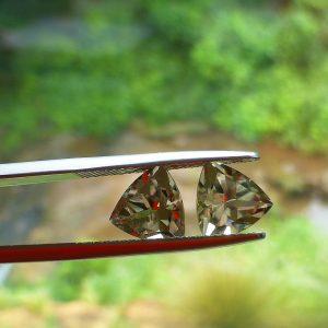 Zultanite Trilliant Gems