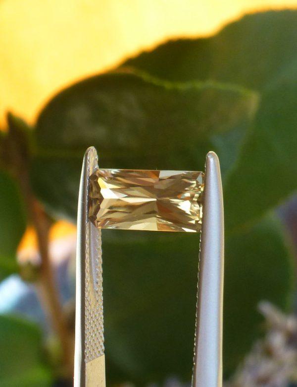 Zultanite Radiant Gemstone