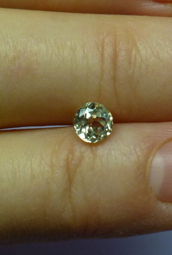 Zultanite Gemstone Round